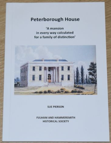 Peterborough House, by Sue Pierson